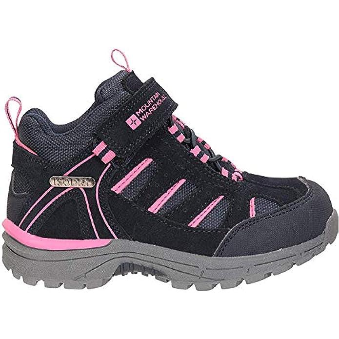 Mountain Warehouse Drift Junior Kids Hiking Boots - Waterproof Shoes
