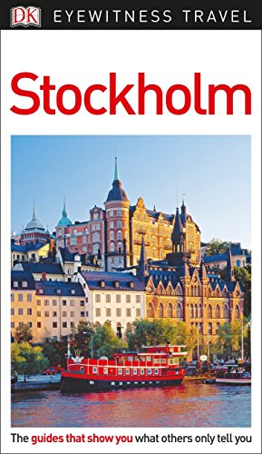 DK Eyewitness Travel Guide Stockholm