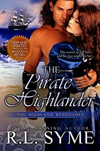 The Pirate Highlander (The Highland Renegades)