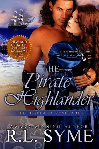 The Pirate Highlander (The Highland Renegades)