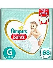 Fralda Pampers Pants Premium Care G - 68 fraldas