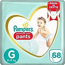 Fralda Pampers Pants Premium Care G 68 Unidades, Pampers
