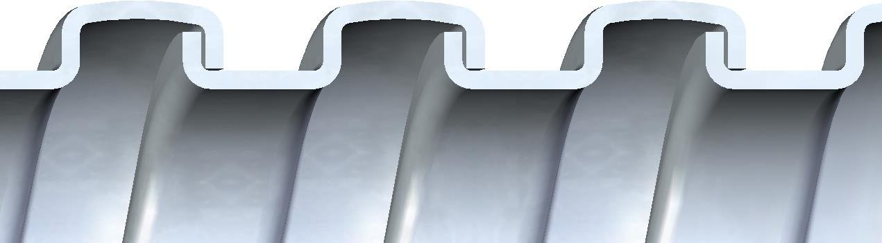 Anaconda Sealtite 1/4'' I.D. Type SL Square Lock Stainless Steel Stripwound Hose, 800ft Reel, 460622-0074