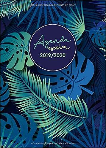 Agenda escolar 2019-2020: Planner Semanal - Semana Sista ...