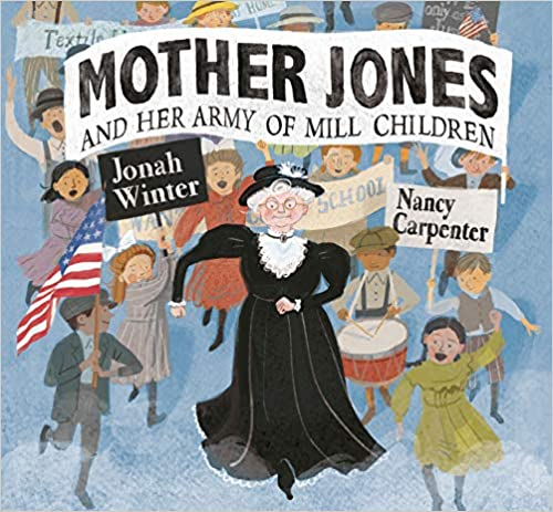 Mother-Jones-and-her-army-of-Mill-Children