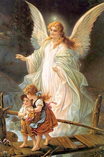 Lindberg Heilige Schutzengel Guardian Angel And Children Cro