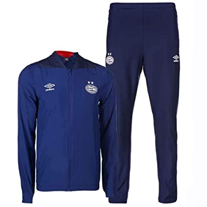 02b3df16943 Image Unavailable. Image not available for. Color: Umbro 2018-2019 PSV  Eindhoven Woven Tracksuit (Navy)