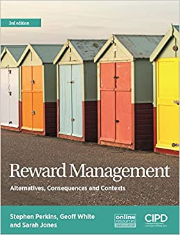 Book Reward Management: Alternatives, Consequences and Contexts