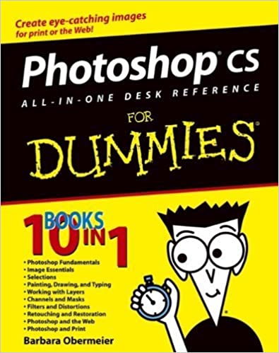 Book Photoshop CS All-in-One Desk Reference For Dummies 1st edition by Obermeier, Barbara (2003)