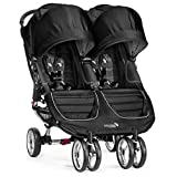 Baby Jogger 2016 City Mini Double Stroller - Black/Gray