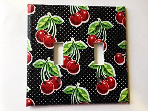 Cherries Light Switch Cover