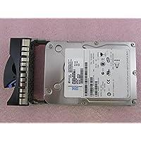 IBM 73.4GB SAS 15K 3.5 Hot Plug Hard Drive 39R7348 26K5841 Maxtor 8K073S0 +Tray