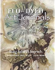 Eco-Dyed Art Journals: Using Nature's Imprints