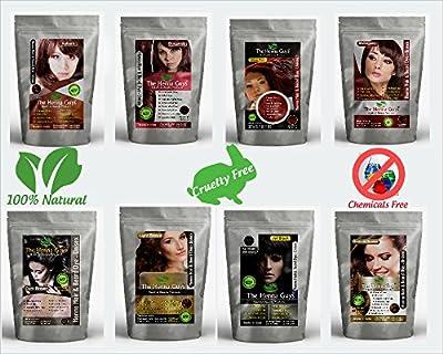 Henna Hair & Beard Dye - 100% Natural & Chemical Free - The Henna Guys