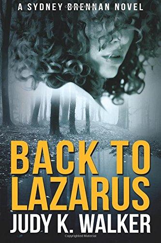 Back Lazarus Sydney Brennan Mysteries