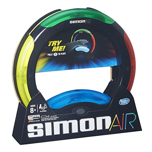 Hasbro B6900 - Jeu d'Action et de Réflexe - Simon Air