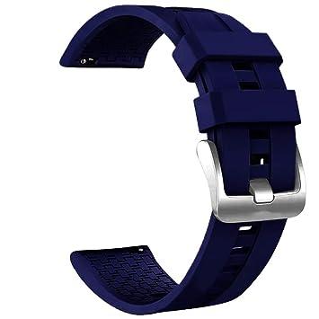 Correa Reloj Pulsera de Silicona para Reloj de reemplazo ...