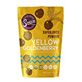 Suncore Foods - 100% Organic Yellow Goldenberry Natural Supercolor Powder