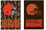 Team Sports America NFL Cleveland Browns Flag, Brown