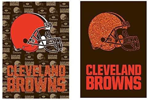 NFL Cleveland Browns Flag, Brown ()