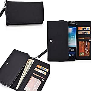 one plus one - 2 in 1 wallet with phone holder/pocket- Universal design compatible with the following models