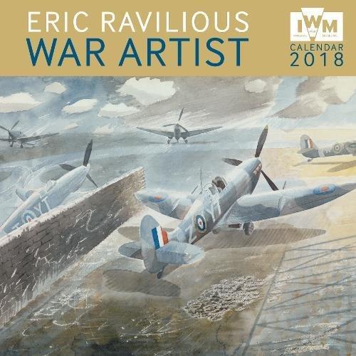 Download Imperial War Museum - Eric Ravilious War Artist Wall Calendar 2018 (Art Calendar) PDF