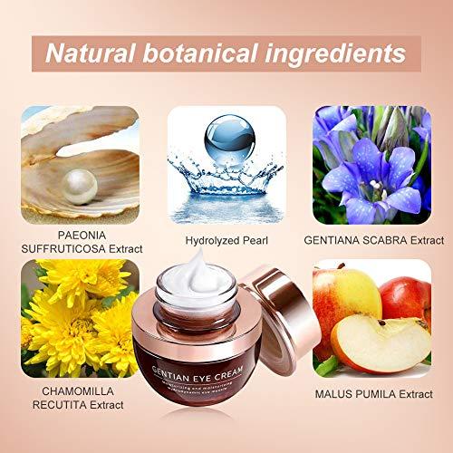 51y6Uu QyzL - Under Eye Cream, Under Eye Bags Treatment, Anti Aging Eye Cream, Eye Repair Cream to Reduce Eye Bags/Dark Circles/Wrinkles/Fine Lines/Fat Granule