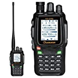 Wouxun KG-UV8D Dual-Band 134-174/400-480 MHz 999CH Repeat Two-way Radio Walkie Talkie + Cable + Speaker Mic