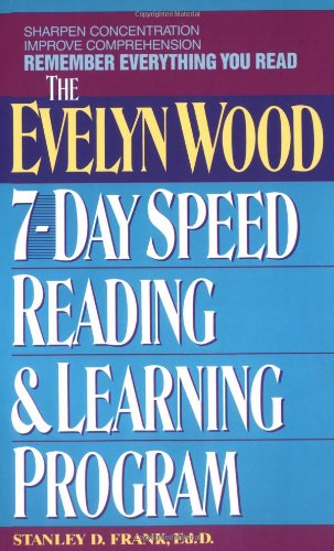 Remember Everything You Read: The Evelyn Wood 7-Day Speed...