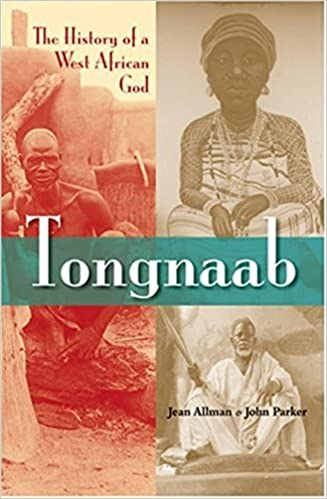 Book Tongnaab: The History of a West African God