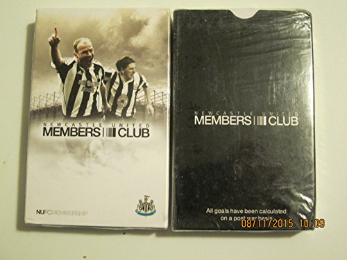 (Newcastle United Football Club Members Club Legends Collectors)