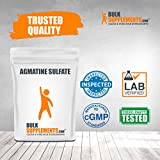 BulkSupplements Agmatine Sulfate