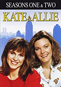 Kate & Allie Season one and two/ 4  DVD set