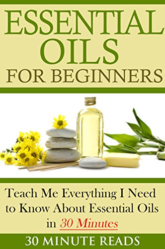 Essential Oils Beginners Everything Peppermint ebook product image