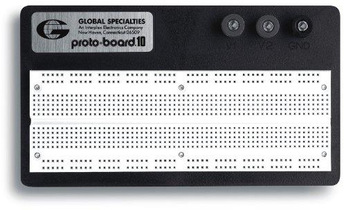 Global Specialties PB 10 Externally Breadboard