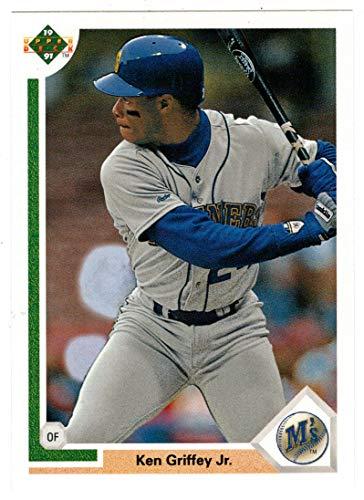 Ken Griffey Jr. (Baseball Card) 1991 Upper Deck # 555 NM/MT