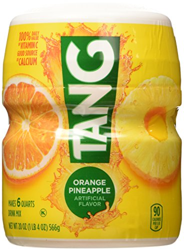 (Tang, Orange Pineapple, Powdered Drink Mix, 20oz Container (Pack of 2))