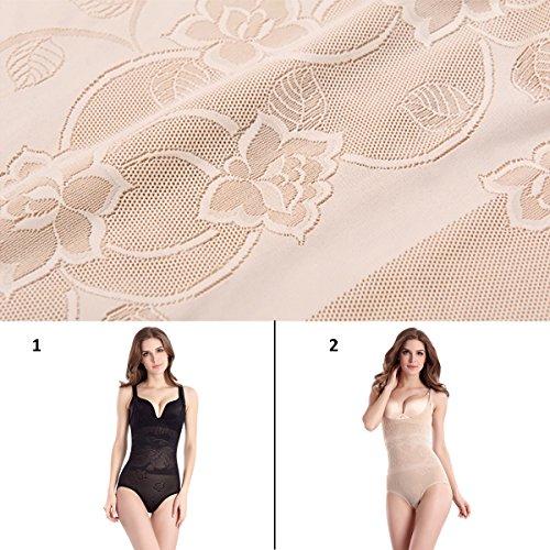 Tummy Shapewear Control Womens Black Leggera Fascigirl Shaper Body Dimagrendo Body Shapewear XAxnwqZ6H