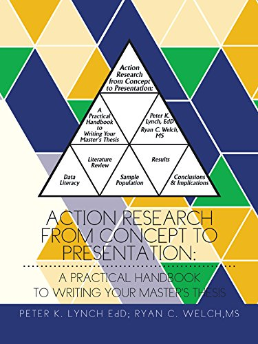 Amazon action research from concept to presentation a action research from concept to presentation a practical handbook to writing your masters thesis by fandeluxe Choice Image