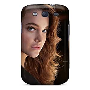 (eRfYhGQ2015HuNug)durable Protection Case Cover For Galaxy S3(barbara Palvin Beautiful)
