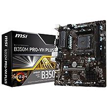 MSI B350M PRO-VH PLUS Motherboards