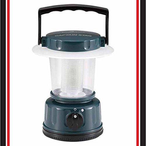 Captain Stagg (CAPTAIN STAG) regular LED lantern green M-5122 by Captain Stagg (CAPTAIN STAG)