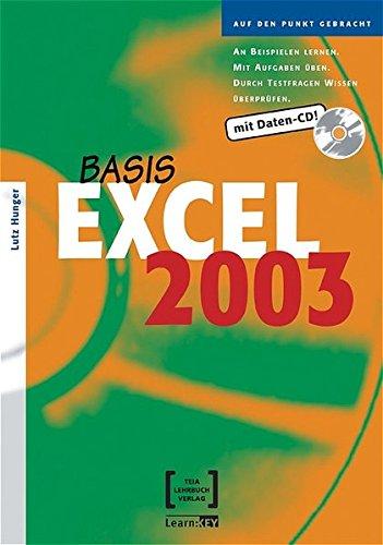 Excel 2003 Basis