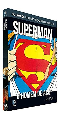Superman. O Homem de Aço - Coleção Dc Graphic Novels