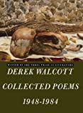 Collected Poems, 1948-1984, Derek Walcott, 0374520259
