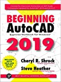 img - for Beginning AutoCAD  2019 Exercise Workbook book / textbook / text book