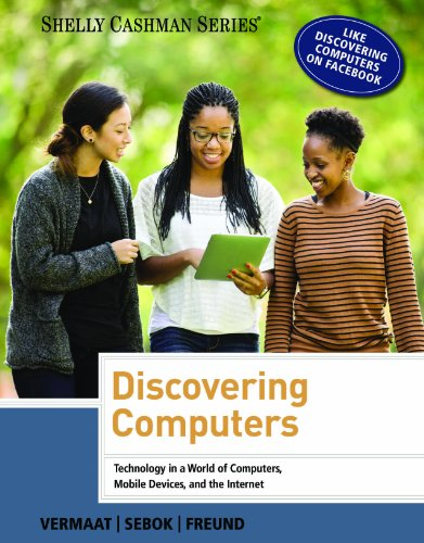 Discovering Computers 2014 (Shelly Cashman Series)