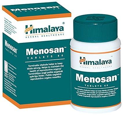 HIMALAYA 1044 - Menosan 60 tabletas de Himalaya