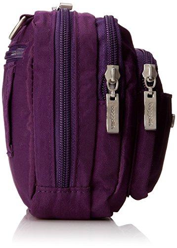 Zip Zip Baggallini Bagg Triple Violet Triple Baggallini Bagg Violet Baggallini 4gwUFxd