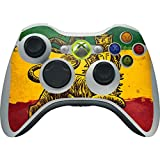 Rasta Xbox 360 Wireless Controller Skin – The Lion of Judah Rasta Flag Vinyl Decal Skin For Your Xbox 360 Wireless Controller Review